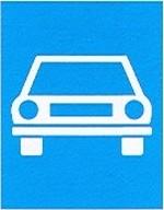 Elsőbbsége van-e az ilyen táblával jelölt úton haladónak a betorkolló útról érkező járművel szemben?